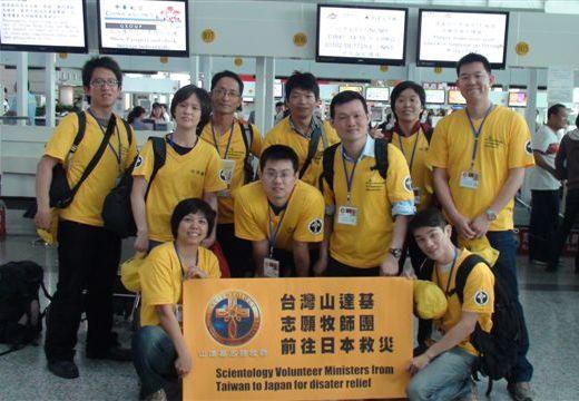 台灣志願牧師即將出動救援日本災民