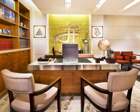 賀伯特辦公室