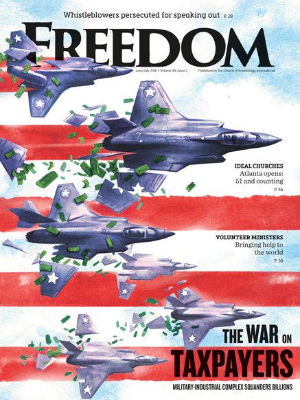 自由雜誌:人權之聲