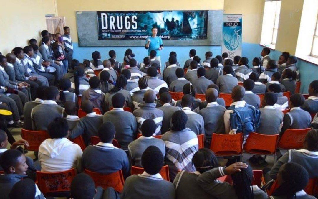 全球性的藥物毒品教育及防制活動