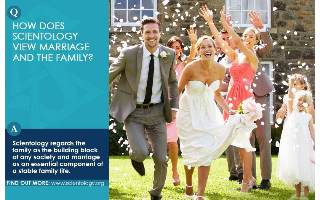山達基是如何看待婚姻與家庭呢?