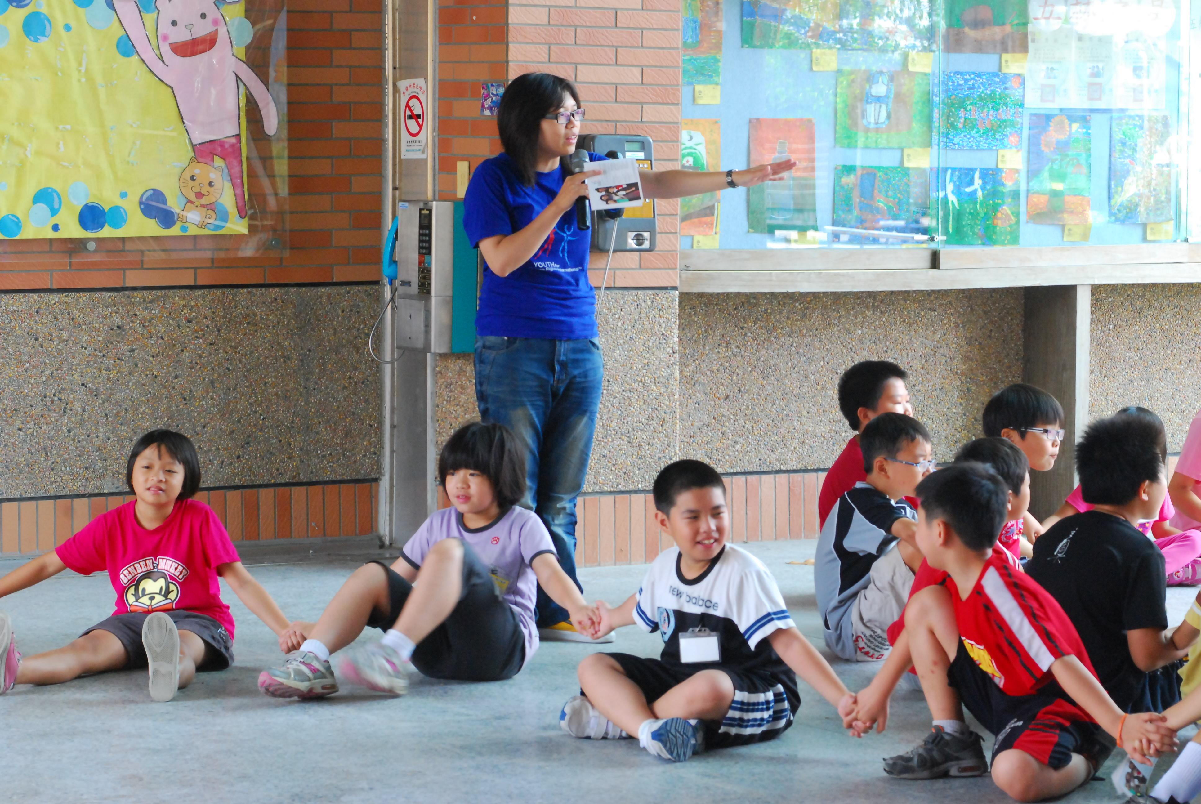 人權觀念融入暑期營隊 讓營隊更具教育意義