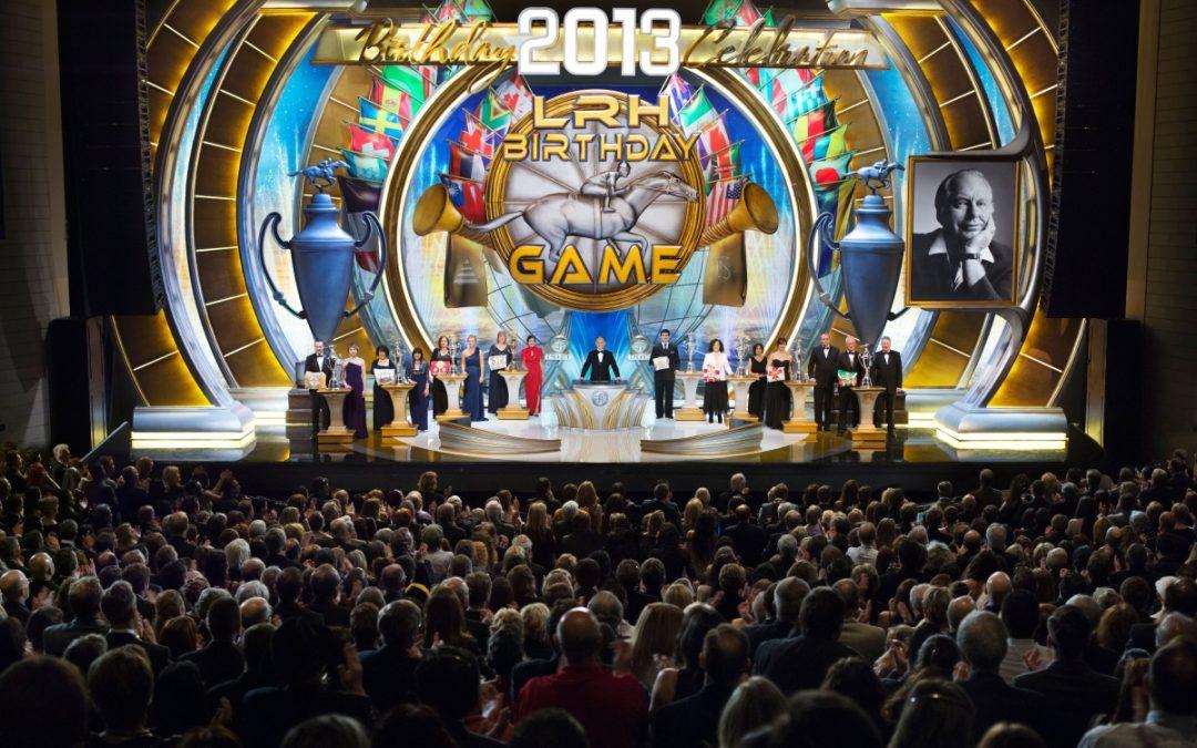 山達基教會新年大會  回顧2012展望2013社會公益推展