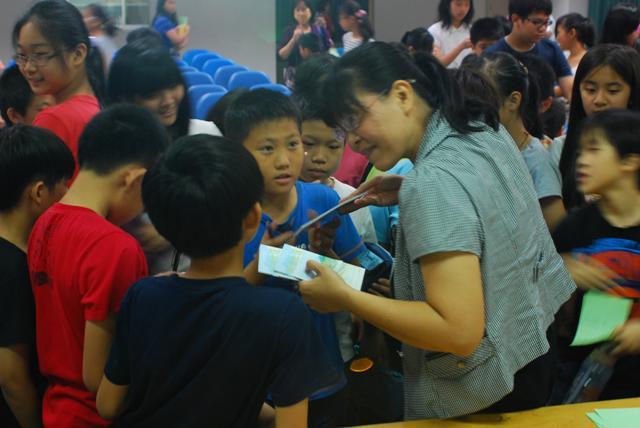 高市「師生共行品德教育」講座,深受國小師生喜愛