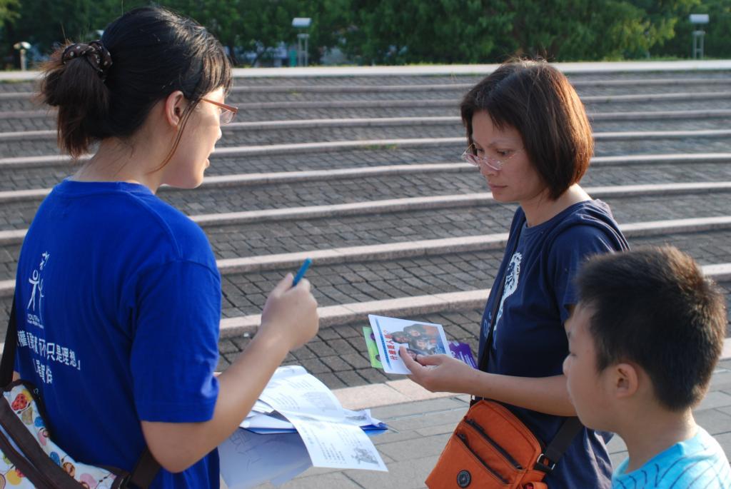 暑期到來 人權志工倡導給予孩童休閒權利,擺脫學習桎梏