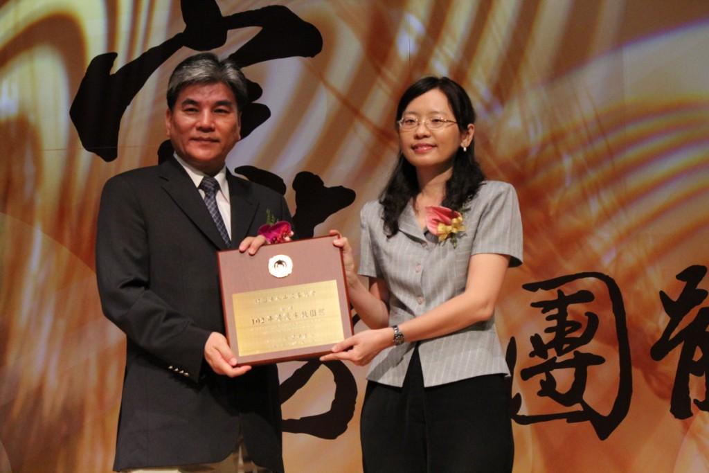 102年宗教團體表揚大會–讓世界看到台灣宗教人文之美