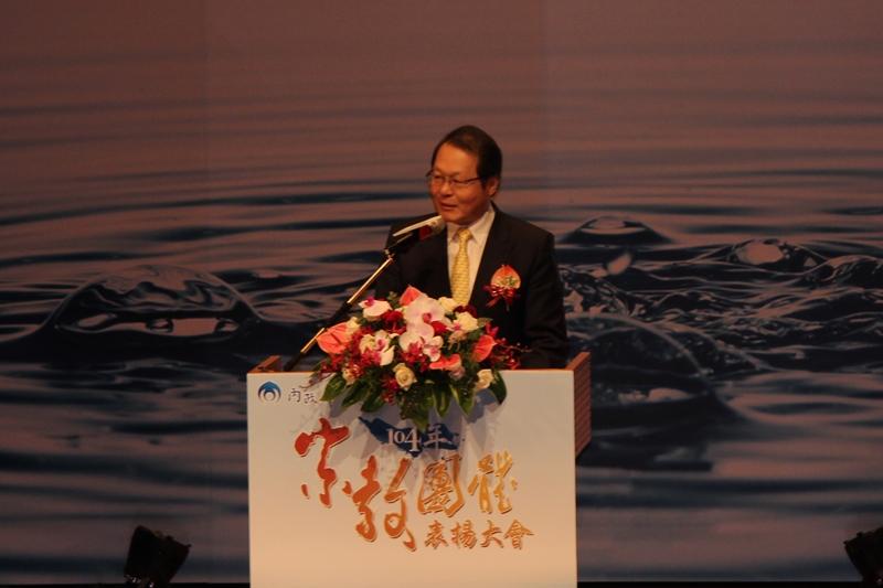 第三十九屆宗教團體表揚大會 蕭家淇期許臺灣成為「華人宗教文化的世界之窗」